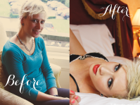 kildare photographer, boudoir makeover
